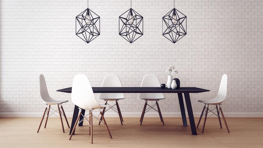 Décoration de salle à manger contemporaine – Simon Mage