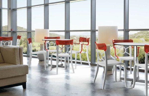 Décoration de salle à manger design - Chaises Papatya