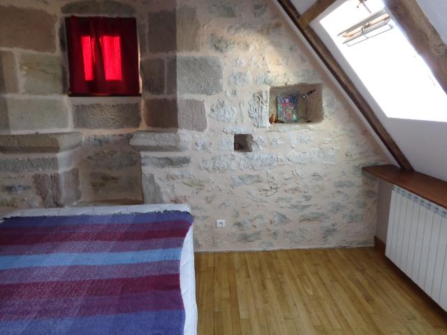 La chambre avant la rénovation
