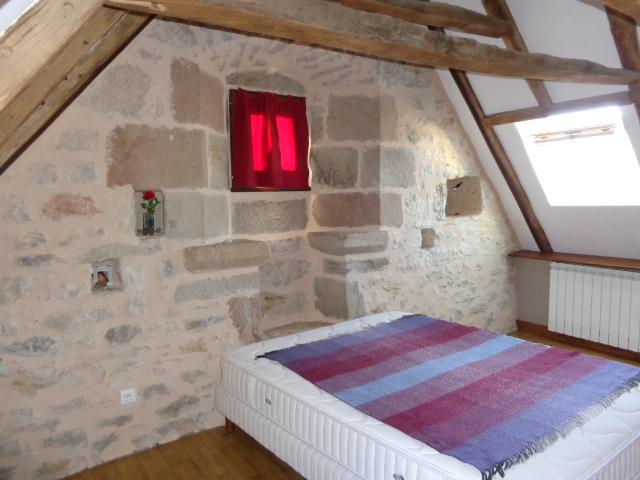 La chambre à rénover