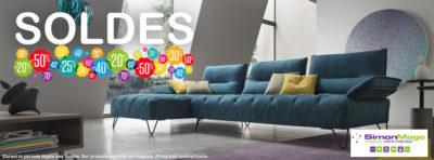 Soldes d'été sur les meubles - Simon Mage
