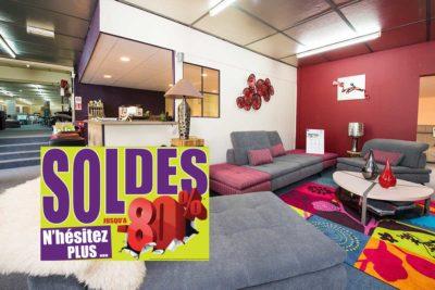 SOLDES été 2019 - Magasin de meubles dans le Lot