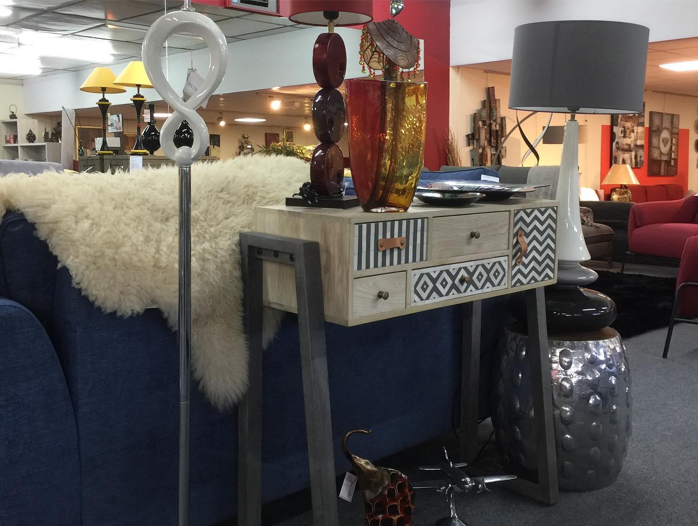 Lampes et objets de décoration - Simon Mage