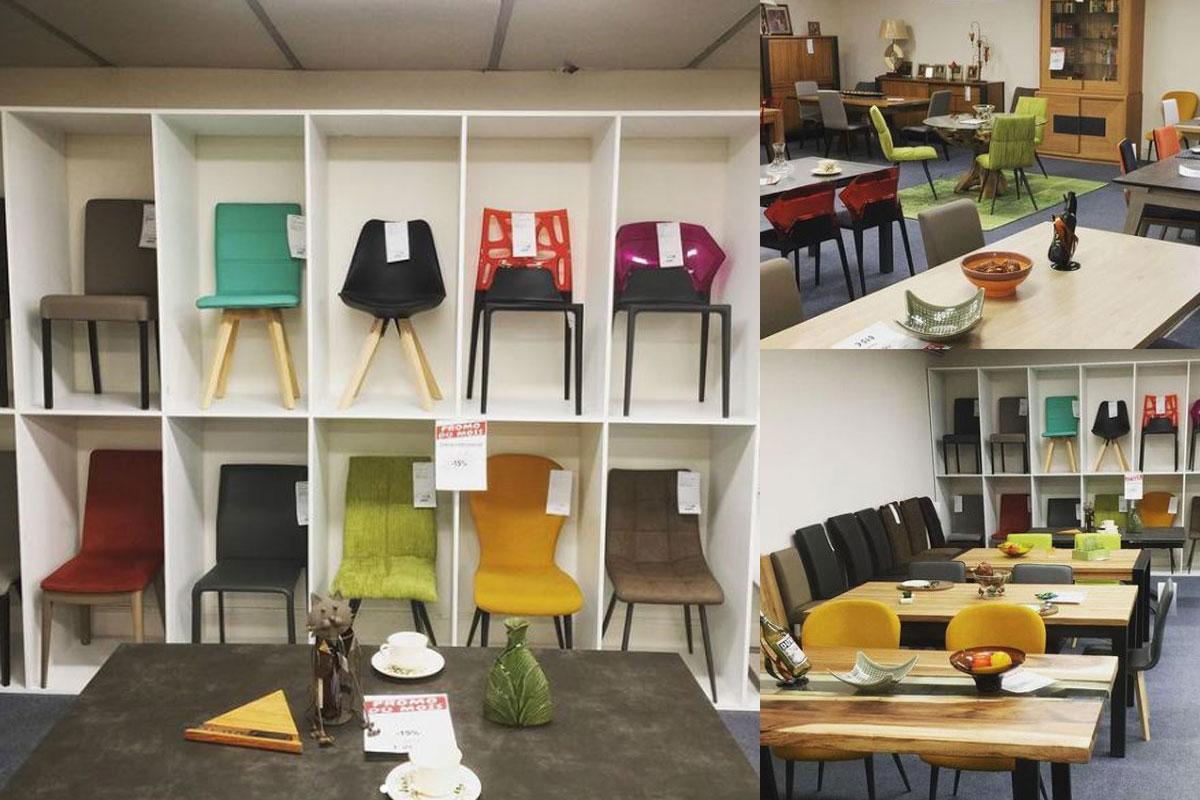 Des réductions sur nos tables et chaises dans le Lot
