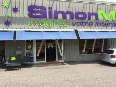 Les soldes d'été chez Simon Mage